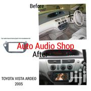 Car Radio Console For Year 2005 Toyota Vista Ardeo | Vehicle Parts & Accessories for sale in Nairobi, Nairobi Central