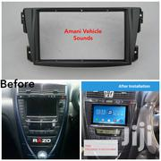 Double Din Stereo Fascia Panel For Toyota Caldina T240 | Vehicle Parts & Accessories for sale in Nairobi, Nairobi Central
