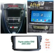Toyota Caldina T240 Year 2002 To 2007 Double Din Radio Conversion KIT | Vehicle Parts & Accessories for sale in Nairobi, Nairobi Central
