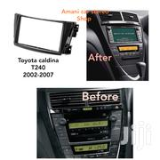 Radio Dash Installation Mount KIT For Caldina T240 Year 2002 To 2007 | Vehicle Parts & Accessories for sale in Nairobi, Nairobi Central