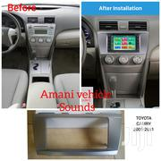 Double Din Stereo Fascia Panel For Toyota Camry/Aurion 2006-2011 | Vehicle Parts & Accessories for sale in Nairobi, Nairobi Central
