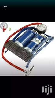 Twin Tank Foot Pump | Vehicle Parts & Accessories for sale in Mombasa, Magogoni