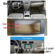 2006 To 2011 Double Din Radio Fascia Frame For Toyota Camry & Aurion | Vehicle Parts & Accessories for sale in Nairobi, Nairobi Central