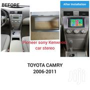 Car Radio Console For Year 2006 To 2011 Toyota Camry & Aurion | Vehicle Parts & Accessories for sale in Nairobi, Nairobi Central