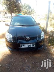 Toyota Auris 2008 Black | Cars for sale in Uasin Gishu, Kapsaos (Turbo)