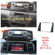 Stereo Facia Panel Trim KIT For Toyota Corolla/Filder 2001 To 2006 | Vehicle Parts & Accessories for sale in Nairobi, Nairobi Central
