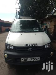 Toyota Townace 2005 White | Cars for sale in Mombasa, Tudor