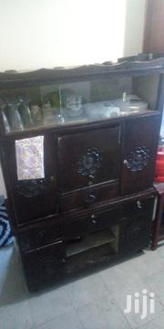 Quick Sale Hardwood Double Cabinet | Furniture for sale in Mombasa, Bamburi
