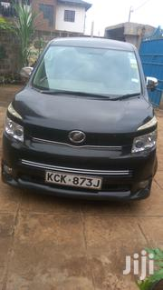 Toyota Voxy 2009 Black | Cars for sale in Kiambu, Juja