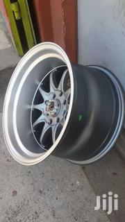 """Various Design And Colors Of  BANANA 15  4 Holes 9j Rims."""" 
