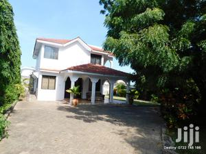 3 Bedroom Fully Furnished Mansion in Own Compound Shanzu