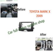 Toyota Mark X 2009+ / Reiz 2010+ Double Din Radio Conversion KIT | Vehicle Parts & Accessories for sale in Nairobi, Nairobi Central