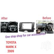 Double Din Radio Dash Install Fascia Frame Toyota Reiz / Mark X | Vehicle Parts & Accessories for sale in Nairobi, Nairobi Central