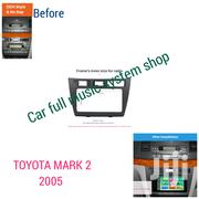 Toyota Mark Ii 2005 2 Din Radio Fascia Frame | Vehicle Parts & Accessories for sale in Nairobi, Nairobi Central