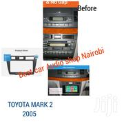 Top Quality Radio Fascia For Toyota Mark Ii 2005 Installation Kit | Vehicle Parts & Accessories for sale in Nairobi, Nairobi Central