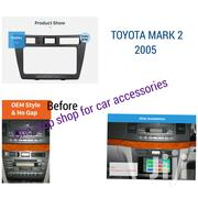 Car Stereo Car Radio Fascia Panel For Toyota Mark Ii 2005 | Vehicle Parts & Accessories for sale in Nairobi, Nairobi Central