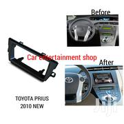 Toyota Prius 2010 Double Din Radio Fascia Frame | Vehicle Parts & Accessories for sale in Nairobi, Nairobi Central