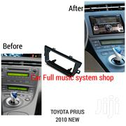 Double Din Fascia For 2010 Toyota Prius | Vehicle Parts & Accessories for sale in Nairobi, Nairobi Central