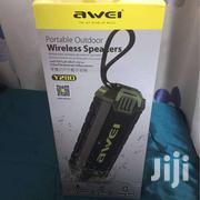 Awei Y280 Waterproof Wireless 4.2 Bluetooth Speaker With Powerbank | Audio & Music Equipment for sale in Nairobi, Nairobi Central