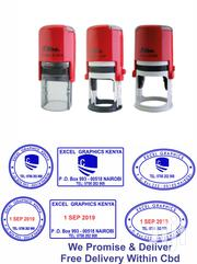 Rubber Stamps And Company Seal   Manufacturing Services for sale in Nairobi, Nairobi Central