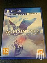 Ace Combat Skies Unknown Ps4 | Video Game Consoles for sale in Nairobi, Nairobi Central