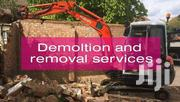 Demolition  Rubble Removal Site Clearing, Tree Felling And Gardening | Landscaping & Gardening Services for sale in Nairobi, Nairobi Central