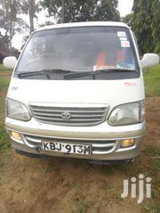 Toyota HiAce 2002 White | Buses for sale in Kilifi, Sokoni