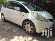 Honda Fit 2010 White | Cars for sale in Mombasa, Tudor