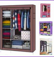 3 Columns Wooden Frame Portable Wardrobes | Furniture for sale in Nairobi, Uthiru/Ruthimitu