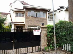 Specious 4br With Sq Massoinate To Let In Kilimani