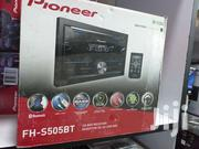 Fh-s505bt Pioneer Car System | Vehicle Parts & Accessories for sale in Nairobi, Nairobi Central
