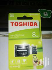 Toshiba 8gb Memory Card | Accessories for Mobile Phones & Tablets for sale in Nairobi, Nairobi Central