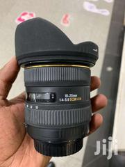 Sigma 10-20 Wide Angle Lens For Canon Ex-uk | Cameras, Video Cameras & Accessories for sale in Busia, Bunyala West (Budalangi)