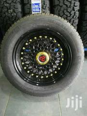 14 New Alloy Rims."