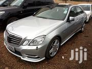 New Mercedes-Benz E250 2012 Silver | Cars for sale in Nairobi, Karura