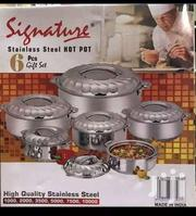 6pcs Stainless Steel Hot Pots | Home Appliances for sale in Nairobi, Nairobi Central