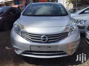 Nissan Note 2013 Silver