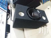 Double Breather Cabinet And 12 Inches Sony Xplod Deep Bass | Vehicle Parts & Accessories for sale in Nairobi, Nairobi Central