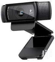 Logitech HD Pro Webcam C920 - USB | Computer Accessories  for sale in Homa Bay, Mfangano Island