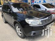 Subaru Forester 2010 Black | Cars for sale in Mombasa, Tudor