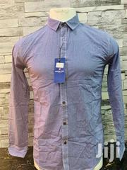 Actice Man Casual Regular Fit Long-sleeve Checked Shirt | Clothing for sale in Nairobi, Nairobi Central