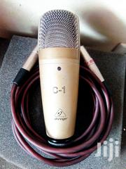 Behringer C-1 Large-diaphragm Condenser Microphone | Audio & Music Equipment for sale in Nairobi, Nairobi Central