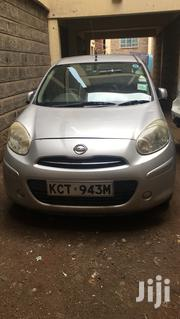 Nissan March 2011 Gray | Cars for sale in Nairobi, Nairobi South