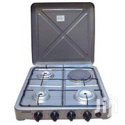 3 Burners Gas 1 Electric Burner Table Top Cookers. We Deliver | Kitchen Appliances for sale in Mombasa, Tononoka