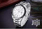 Curren 8110 Silver White Watch | Watches for sale in Nairobi, Nairobi Central