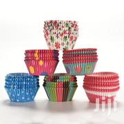 100 Pcs Paper Cupcake Liners | Kitchen & Dining for sale in Nairobi, Nairobi Central