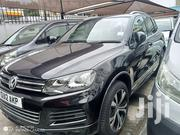 Volkswagen Touareg 2012 Black | Cars for sale in Mombasa, Mji Wa Kale/Makadara
