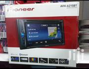 Pioneer AV-A215BT With Warranty, Free Delivery Within Nairobi Cbd | Vehicle Parts & Accessories for sale in Nairobi, Nairobi Central