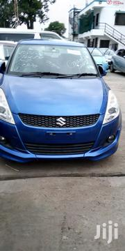 Suzuki Swift 2012 1.4 Blue | Cars for sale in Mombasa, Tononoka