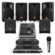 DJ Speakers | Audio & Music Equipment for sale in Kisii, Kisii Central